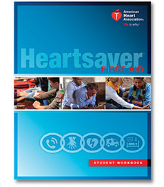 Heart Saver FIRST AID Skills