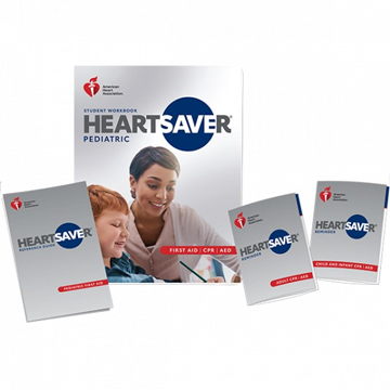 Heart Saver Pediatric FIRST AID/CPR/AED Skills